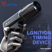 Pistola de sincronización de motor para coche y motocicleta, herramientas de diagnóstico automático, Detector de luz estroboscópica, herramienta de reparación de automóviles, 12V