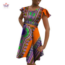 Новинка 2021 модные африканские платья для женщин юбка Обрезанные