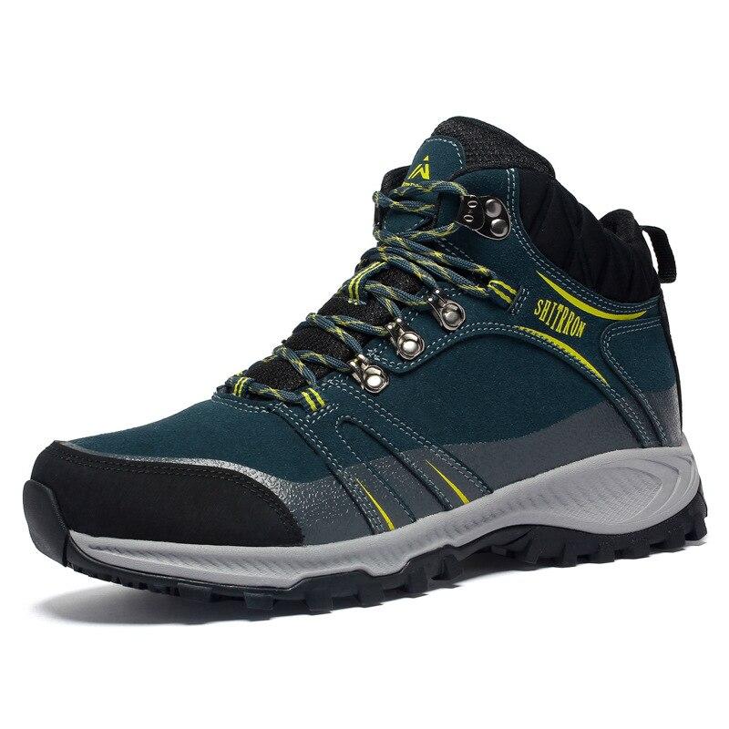 2019 Couples en plein air montagne désert escalade chaussures hommes femmes cheville randonnée bottes, grande taille mode classique Trekking chaussures