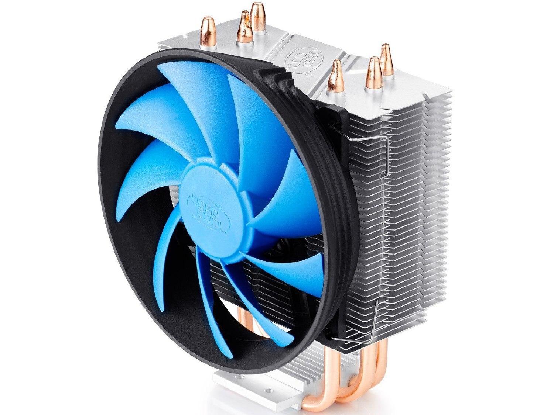Deep cool Xuanbing 300 classe de fièvre CPU radiateur Support multi-plate-forme 12cm température contrôle vitesse gouvernant ventilateur