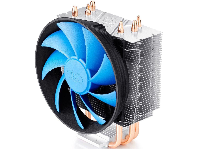 Deepcool xuanbing 300 classe febre cpu suporte do radiador multi-plataforma 12cm velocidade de controle de temperatura ventilador governando