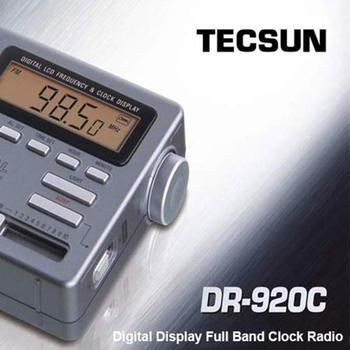 Радиоприемник TECSUN DR-920C, FM/MW/SW 6