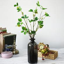 1Pc Artificial Branch Greenery Berry Garden DIY Party Holiday Stage Craft Decor Vivid Color Beautiful Non-fading