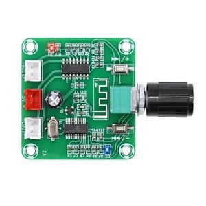 Image 3 - Tenghong PAM8403 Bluetooth 5.0 Bordo Dellamplificatore di Potenza 5W * 2 a Due Canali Stereo Altoparlante Senza Fili Fai da Te Scheda di Amplificazione Del Suono DC5V Amp