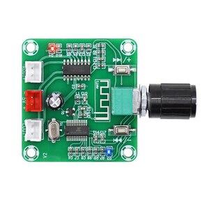 Image 3 - Tenghong PAM8403 Bluetooth 5.0 Power Amplifier Board 5W*2 Two Channel Stereo DIY Wireless Speaker Sound Amplifier Board DC5V AMP