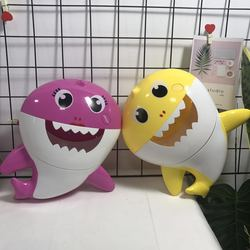 Gorący sprzedawanie rekin bańka kąpiel zabawkowy rekin żarówka muzyczna kąpiel Partner elektryczny bańka ekspres zabawka na