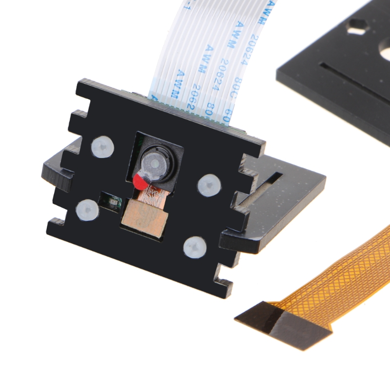 Raspberry Pi 3 Model B + модуль камеры + кабель 15 см + кронштейн камеры для RPI Zero D08B