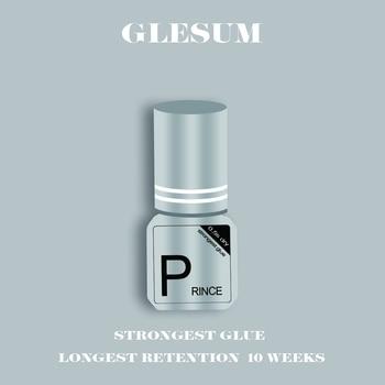 Glesum 5ml Eyelash Extension Queen Glue 0.5 Seconds Fast Drying Eyelashes Glue Retention Long Last недорого