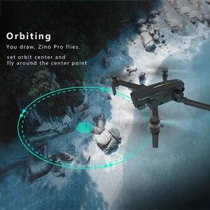 Image 5 - Hubsan Dron Zino Pro con GPS, cámara 4K, UHD, 5G, WiFi, 4km, FPV, 3 ejes, cardán sin escobillas, RC