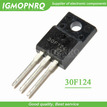 Free shipping 10pcs/lot GT30F124 30F124 TO-220F new original fdp10n60nz to 220f