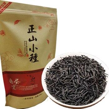 ZAC-0094 Chinese tea new tea High Mountain Tea lapsang souchong tea black tea chinese black tea zheng shan xiao zhong black tea 1