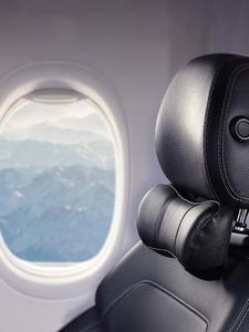 Baseus Car-Pillow Cushion-Head-Rest Auto-Accessories Memory-Foam Universal 3D Warm