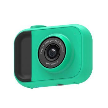 Aparat dziecięcy aparat cyfrowy HD 2 Cal 4x Zoom 2400W aparat fotograficzny zabawki prezent urodzinowy dla dzieci zabawki dla dzieci aparat do ładowania tanie i dobre opinie centechia 2x-7x CN (pochodzenie) Brak Full hd (1920x1080) CMOS 2 3 cali 18-55mm 24 Million Pixels Karta sd Ekran LCD 2 -3