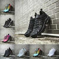 2019 Nouveau Style De Mode Chaussures Hommes décontracté Tn Chaussures Hommes Zapatos Hombre Bottes Hommes Chaussures Tn Requin Pas Cher Eur Taille 36-45
