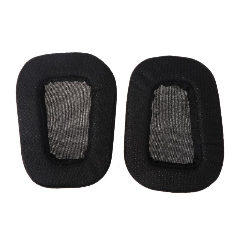 1Pair Replacement Earpads Ear Cushion for Logitech G933 G633 Artemis Spectrum Surround Gaming Headset Over Ear Headphone