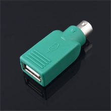 1 шт. USB порт для PS2 мышь клавиатура адаптер конвертер для ПК