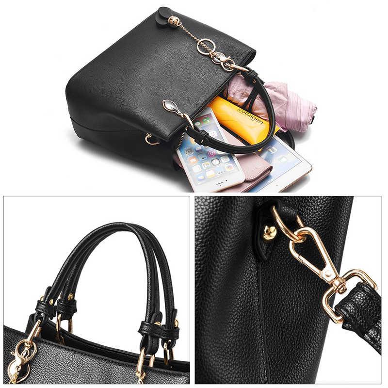 ZMQN Lüks Çanta Kadın Çanta Tasarımcısı 2019 Siyah Çanta Çanta Kadın Ünlü Markalar Moda Crossbody Çanta Bayan Payetli A810