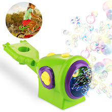 Bicycle Bubble Machine Bubble Maker  Fully Automatic Lights Childrens