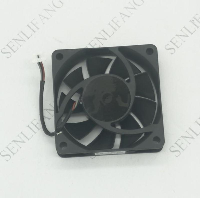 Free Shipping AD0612LX-H93 DC12V 0.13A AD0612HX-93 New Original For ADDA 60x60x15MM 3 Lines Pojector Cooling Fan