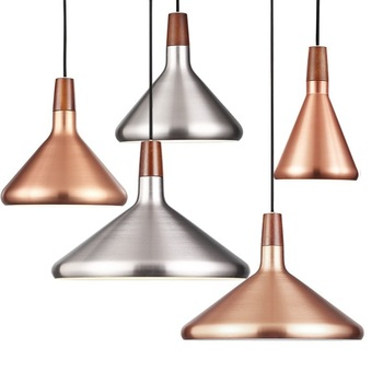 Northern Europe Post Modern Originality A Chandelier A Living Room Bedroom Restaurant Model Room Aluminum Single Head Small A