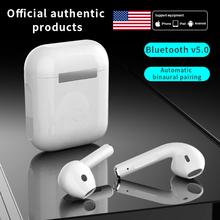 TWS bezprzewodowy zestaw słuchawkowy Bluetooth GT11 słuchawki douszne fone de ouvido do gier słuchawki do xiaomi pk i9000 pro i10 i9s i12 tanie tanio jisiqi Zaczep na ucho Dynamiczny CN (pochodzenie) wireless 123dB Wspólna Słuchawkowe Dla Telefonu komórkowego Sport NONE