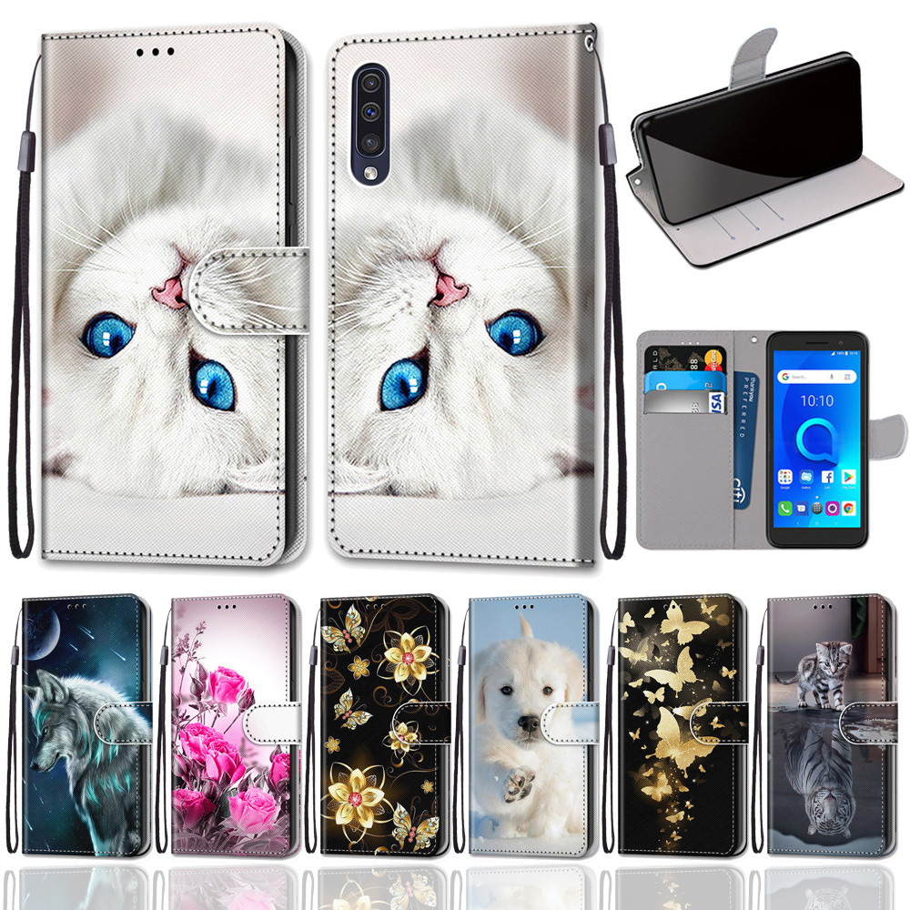 <font><b>Flip</b></font> <font><b>Case</b></font> For <font><b>Samsung</b></font> <font><b>Galaxy</b></font> <font><b>A50</b></font> <font><b>Case</b></font> <font><b>Leather</b></font> Luxury <font><b>Wallet</b></font> Cover For <font><b>Samsung</b></font> <font><b>Galaxy</b></font> <font><b>A50</b></font> Cover Magnetic <font><b>Stand</b></font> Card Slot Holder image