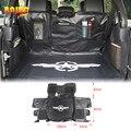 BAWA Multifunction Waterproof Car Trunk Pad Pet Mat for Jeep Wrangle JL 2018+ 4 Door Car Interior Accessories