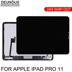 Новинка, для iPad Pro 11 2018, A80, A1934, a1989, ЖК-дисплей, матрица, сенсорный экран, дигитайзер, панель в сборе, замена для iPad Pro 11