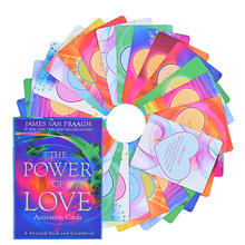 Tarot-Cards Love-Activation-Cards-Deck Book-Board Divination Playing-Game Guidebook of