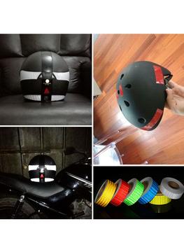 Akcesoria rowerowe 5cm x 3m odblaskowe naklejki rowerowe taśma samoprzylepna do rowerów bezpieczeństwo biały czerwony żółty odblaskowe naklejki rowerowe tanie i dobre opinie BRIGHT PLUS LIGHT SAFETY Całego ciała CN (pochodzenie) Znak ostrzegawczy Klej naklejki Rodzaj oleju porady Karoserii