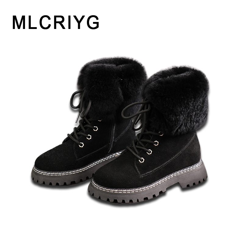 New Winter Kids Snow Boots Baby Boys Warm Martin Boots Children Ankle Boots Girls Brand Black Shoes Fashion Fur Boots Soft Shoes