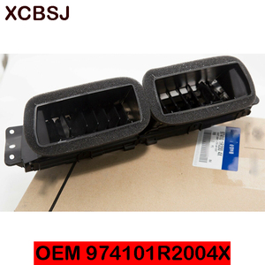 Image 2 - Genuine Central air outlet Air nozzle Air conditioning air outlet 974101R2004X 97410 1R2004X FOR Accent Solaris 2011 2016