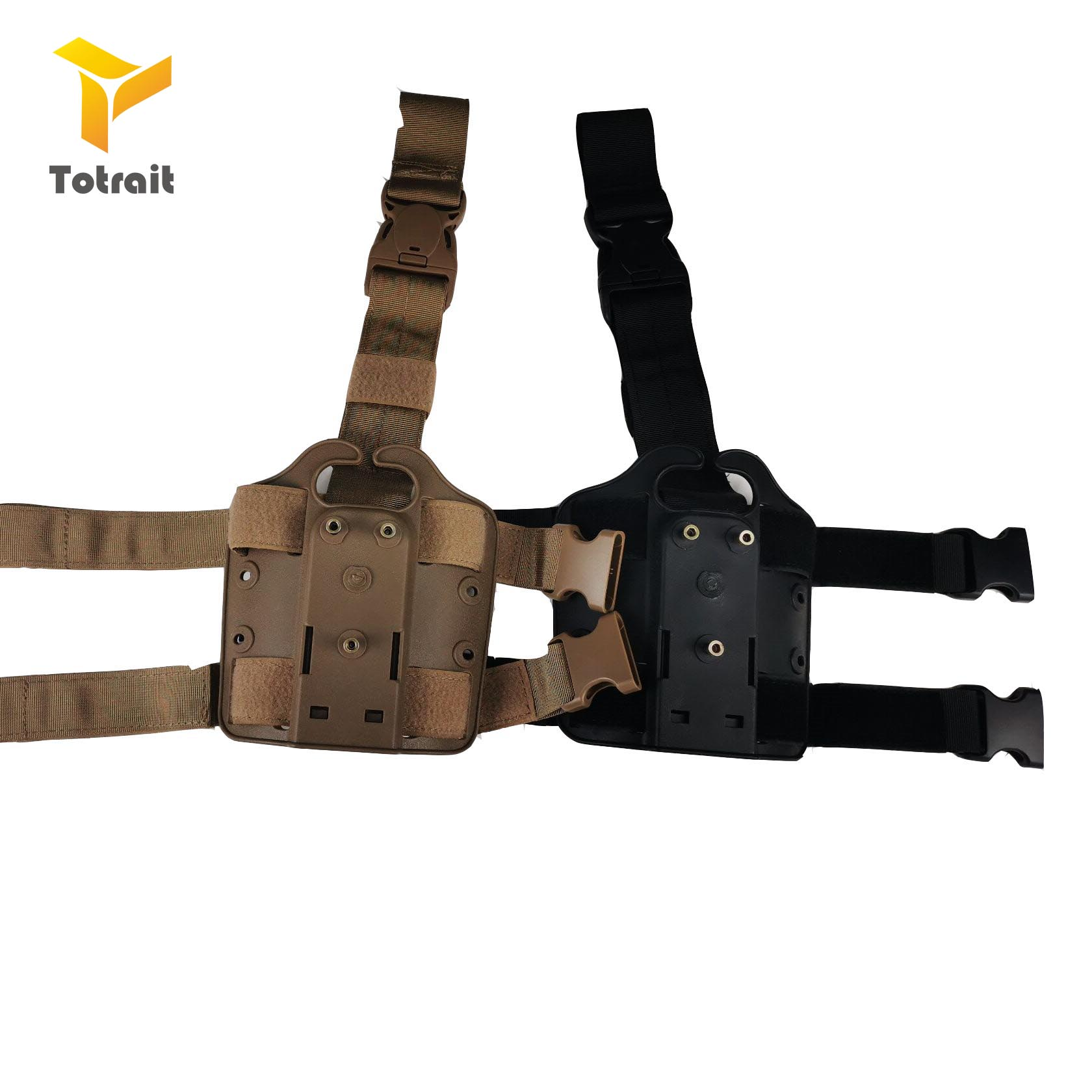 Leg Holster Platform Tactical Hunting Gear Leg Thigh Drop Leg Holster Paddle Adapter Platform GL19 92 HK USP 1911 Sig P226