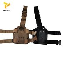 Leg Holster Platform Tactical Hunting Gear Thigh Drop Paddle Adapter GL19 92 HK USP 1911 Sig P226