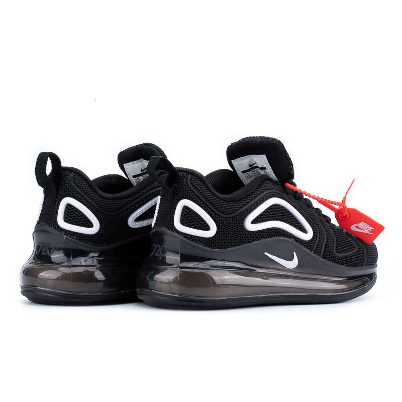 NIKE AIR MAX 720 Kids Shoes Original New Arrival Children Running Shoes Lightweight Outdoor Sports Sneakers #849558