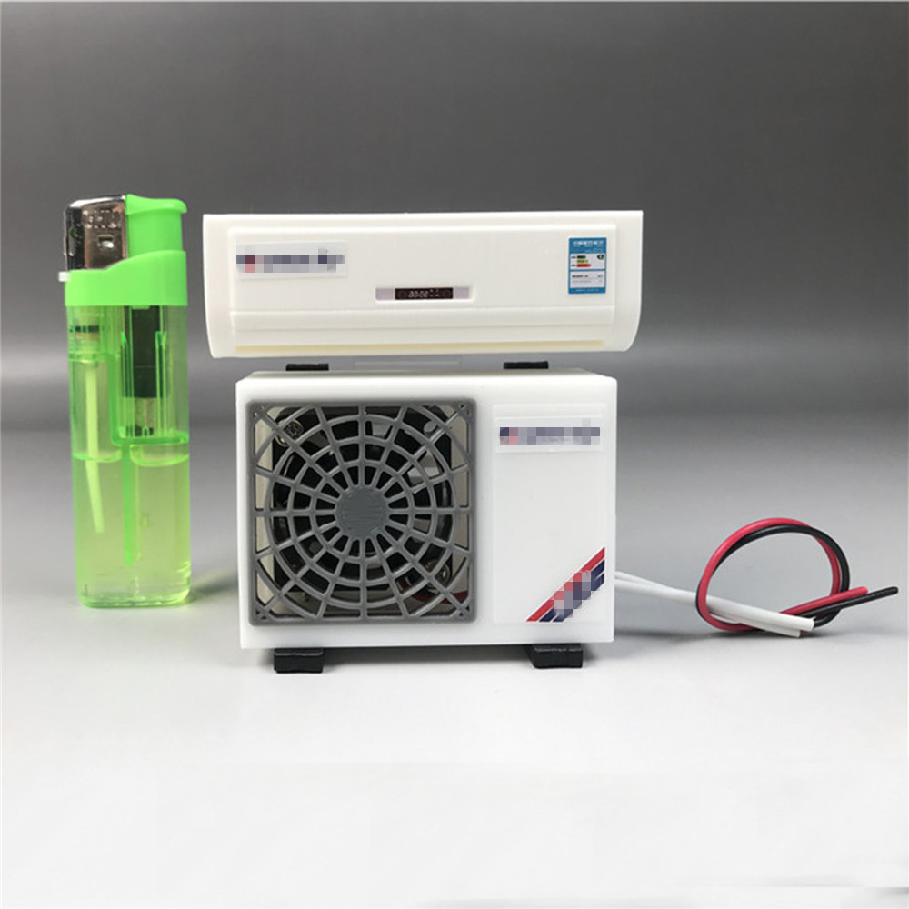 Simulation Air Conditioning for 1/14 <font><b>Tamiya</b></font> SCANIAA BENZZ MAN VOLVO <font><b>RC</b></font> Model Toy Tractor <font><b>Dump</b></font> <font><b>Truck</b></font> Trailer Spare Parts image