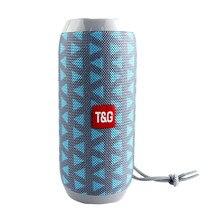 25# TG117 Bluetooth открытый динамик водонепроницаемый портативный беспроводной Колонка громкий динамик коробка Поддержка TF карта FM радио Aux вход