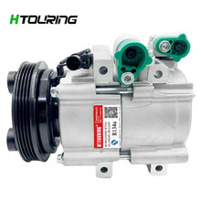 Car Air Conditioner Compressor For Hyundai Grand Starex H1 H-1 4PK Air Cooling Pump 977014H200 97701-4H200 for volvo car 7h15 air conditioner compressor pump with pulley 11104419 11412632 15082742
