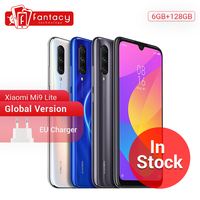 In Stock Global Version Xiaomi Mi 9 Lite 6GB 128GB 48MP Triple Camera Smartphone Snapdragon 710 Octa Core 32MP Front 4030mAh NFC