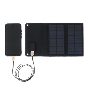 50W Solar Panel 5V USB with Car Charger + 10/20/30/50A USB Solar Cell Charger for Car RV Battery Camping Mobile Power Bank 6