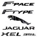 Автомобильный Стайлинг 3D автомобиля Стикеры 3,0 5,0 V6 V8 XE XF XJL письмо сзади эмблемы для Jaguar XE XF XJL EPACE F темп F-TYPE аксессуары
