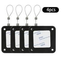 Sensor automático de puerta sin perforación, 1/2/4/8/10 Uds. Apto para todas las puertas, 800g de tensión, cierre de puerta