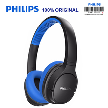 Philips SH402 Draadloze Sport Waterdichte Bluetooth Hifi Headset Met Microfoon Hoofdtelefoon Voor Iphone Samsung Huawei Ios Android Telefoon