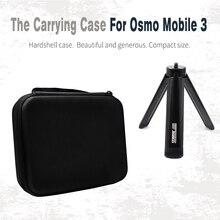 Startrc DJI אוסמו נייד/נייד 3 כף יד gimble אחסון תיק מקרה gimbal נייד תיבות תיבת עם חצובה צוואר רצועה רצועת יד