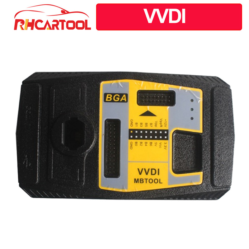 V5.0.2 VVDI <font><b>MB</b></font> BGA TooL <font><b>Key</b></font> <font><b>Programmer</b></font> with BGA Calculator Function Auto Diagnostic tool for Benz support All <font><b>Key</b></font> Lost image
