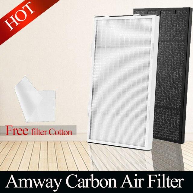 فلتر Hepa لمرشح الكربون amway H13 PM2.5 HEPA 101076CH أو 10 1076 TH لتنقية الهواء فلتر الكربون التعقيم لتنقية الهواء