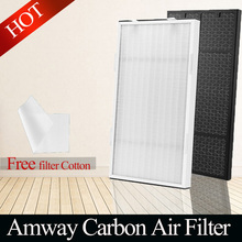 Hepa filter for amway H13 Carbon filter PM2.5 HEPA 101076CH or 10 1076 TH Air Purifier Carbon Filter Sterilization Air Purifier