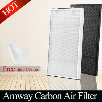 Hepa filter for amway H13 Carbon filter PM2.5 HEPA 101076CH or 10 1076 TH Air Purifier Carbon Filter Sterilization Air Purifier image