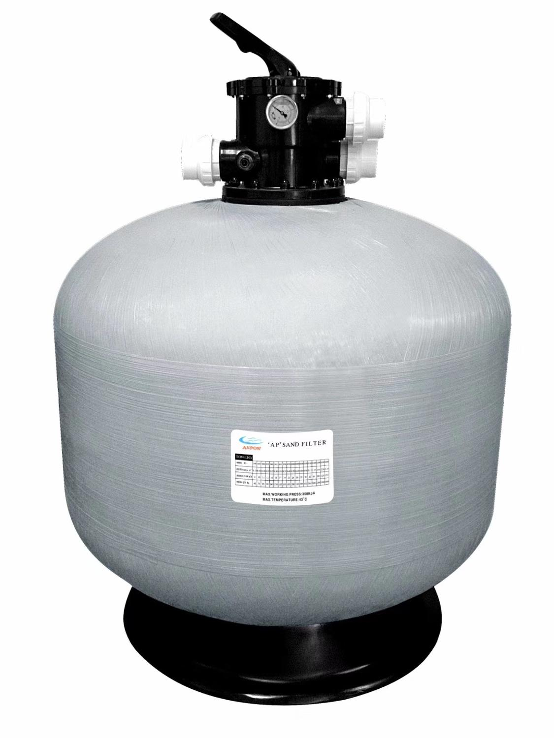 Egoes Top-mount Sand Filter For Swimming Pool Filter