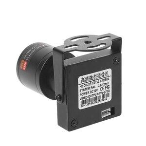 Image 3 - 700TVL 2.8 12mm Lens Mini Macchina Fotografica del CCTV Per La Sorveglianza di Sicurezza Auto di Un Sorpasso